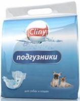 Cliny - подгузники для собак и кошек