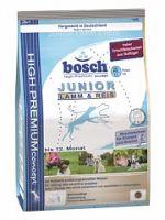 Корм Bosch JUNIOR ягнёнок и рис
