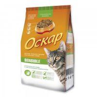 Сухой корм «Оскар» Sensible Сухой корм для кошек привередливых к еде
