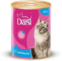 Darsi Консервы для кошек с ягненком