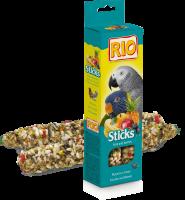 RIO. Палочки для попугаев с фруктами и ягодами