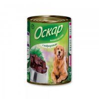 Оскар «С потрошками» консервы для собак