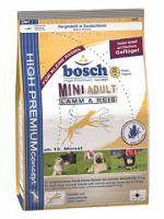 Bosch MINI ADULT ягнёнок и рис