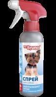 """MR.BRUNO """"Нейтрализует запах"""" Спрей зоогигиенический"""