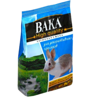 Baka High Quality корм для декоративных кроликов
