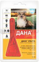АПИ-САН Дана Ультра капли на холку для собак и щенков 10-20 кг