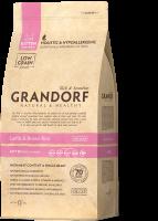 Grandorf (Грандорф) для котят Ягнёнок с рисом Kitten