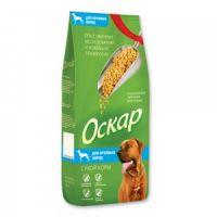 Сухой корм «Оскар» Для крупных пород для крупных пород