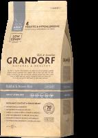 Grandorf (Грандорф) для кошек Кролик с рисом Sterilised