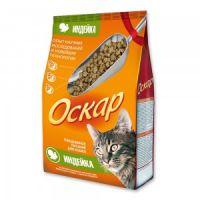 Сухой корм «Оскар» С индейкой для взрослых кошек