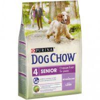 КОРМ ДЛЯ СОБАК PURINA (ПУРИНА) (ПУРИНА) DOG CHOW Senior с ягненком для собак пожилого возраста (9+ лет)СУХ.