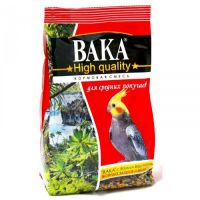 "Baka ""High Quality"" корм для средних попугаев"