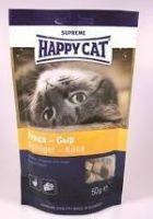Лакомства Happy Cat Лакомое угощение с птицей и сыром
