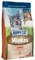 Сухие корма Happy Cat Minkas с Птицей