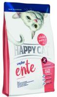 """Сухие корма Happy Cat Sensitive """"Утка"""""""