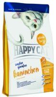 """Сухие корма Happy Cat Sensitive Grainfree """"Кролик"""""""