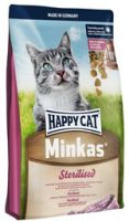 Сухие корма Happy Cat Minkas Sterilised