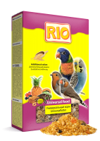 RIO. Универсальный мягкий корм для всех видов птиц