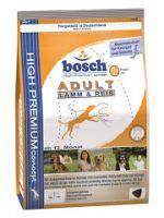 Корм Bosch ADULT Ягнёнок и рис для Собак