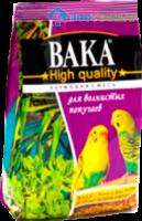 Baka High Quality Основной Корм для волнистых попугаев