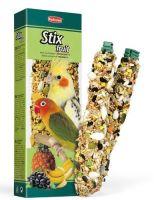 Padovan STIX FRUIT parrocchetti  Дополнительный корм для средних попугаев.