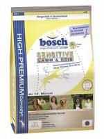 Корм Bosch SENSITIVE Ягнёнок и рис для Собак