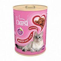 Darsi Консервы для кошек Мясное рагу