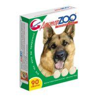 Доктор ZOO Витамины ЗДОРОВЬЕ И СИЛА для собак