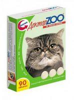 Доктор ZOO Мультивитаминное лакомство для кошек со вкусом печени