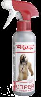 Спрей инсектоакарицидный Мр. Бруно для собак