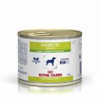 DIABETIC SPECIAL LOW CARBOHYDRATE CANINE, КОНС.КОРМ ДЛЯ СОБАК ROYAL CANIN (РОЯЛ КАНИН)