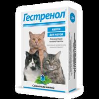 Гестренол капли для котов