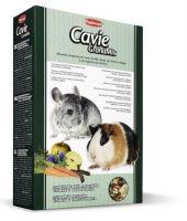 Padovan GRANDMIX CAVIE & CINCILLA  Комплексный корм для морских свинок, шиншилл и дегу