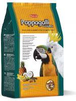 Padovan GRANDMIX PAPPAGALLI Комплексный корм для крупных попугаев