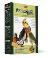 Padovan GRANDMIX PARROCCHETTI  Комплексный корм для средних попугаев