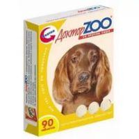 """Мультивитаминное лакомство """"Доктор ZOO """" со вкусом сыра, для собак"""