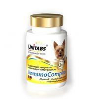 Unitabs Immuno Complex Q10 Витамины для Мелких собак