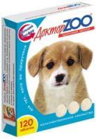 Доктор Zoo здоровый щенок витаминное лакомство