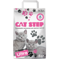 Cat Step Professional Ultra, комкующийся