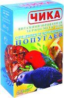 Чика Витаминизированная зерносмесь для средних и крупных попугаев