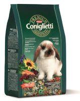 Padovan PREMIUM CONIGLIETTI Комплексный основной корм для декоративных кроликов на всех стадиях жизни