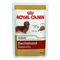 Royal Canin Паучи для собак породы Такса (Dachshund Adult)