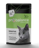 ProBalance корсервы для кошек с чувствительным пищеварением