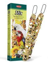 Padovan Stix pappagalli   Лакомые палочки для крупных попугаев